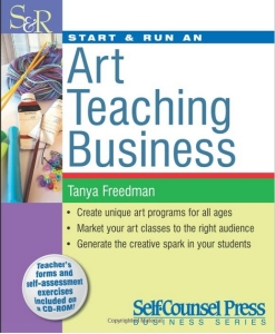 Start and Run An Art Teaching Business